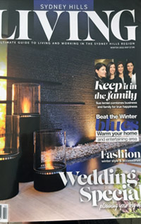 Petals With Passion - Featured: Sydney Hills Living - Winter 2015